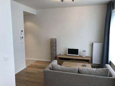 Appartamento in affitto a partire dal 09 apr 2020 (Rue de Genève, Evere)