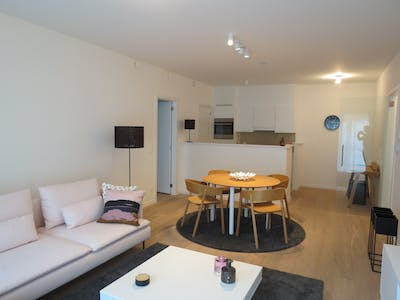 Apartment for rent from 20 Jan 2020 (Rue de Genève, Evere)