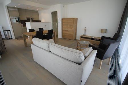 Wohnung zur Miete ab 02 Juni 2020 (Rue de Genève, Evere)