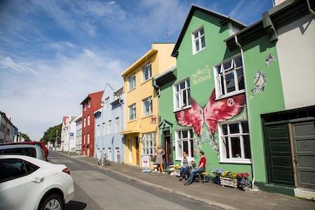 Private room for rent from 01 Jan 2020 (Ránargata, Reykjavík)