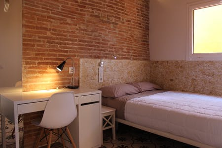 Private room for rent from 03 Apr 2020 (Carrer del Vidre, Barcelona)