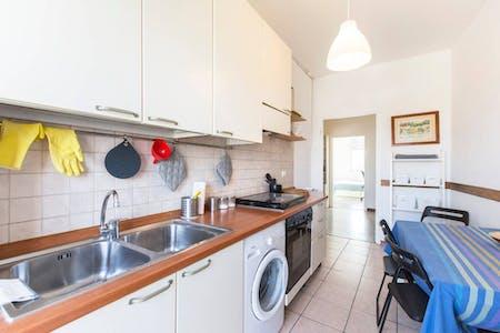 Apartment for rent from 26 Jun 2019 (Piazzale Fratelli Zavattari, Milan)