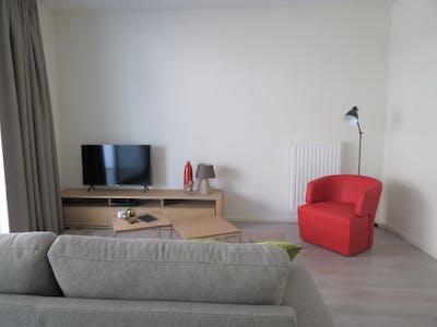 Wohnung zur Miete ab 20 Feb. 2020 (Rue Édouard Dekoster, Evere)
