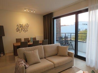Appartement à partir du 19 janv. 2020 (Rue Édouard Dekoster, Evere)