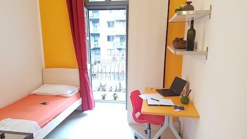Wohnung zur Miete ab 23 Apr. 2020 (Via Bernardino Galliari, Turin)