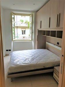 Appartement te huur vanaf 27 jun. 2020 (Via Ormea, Turin)