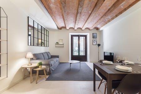 Appartamento in affitto a partire dal 22 gen 2020 (Carrer de la Reina Cristina, Barcelona)