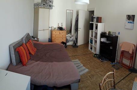 Appartement à partir du 01 févr. 2021 (Rue Saint-Georges, Ixelles)