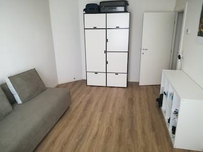 Appartamento in affitto a partire dal 01 Jul 2020 (Rue Saint-Georges, Ixelles)