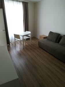 Apartment for rent from 01 Aug 2019 (Rue Saint-Georges, Ixelles)
