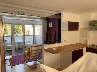 Apartamento de alquiler desde 02 Aug 2020 (Napstraat, Brussels)