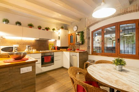Apartment for rent from 17 Aug 2019 (Carrer del Cometa, Barcelona)