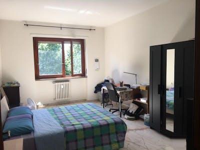 Chambre privée à partir du 17 Jul 2019 (Corso Monte Cucco, Turin)