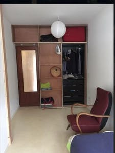 Private room for rent from 25 Aug 2019 (Avenue de l'Indépendance Belge, Koekelberg)