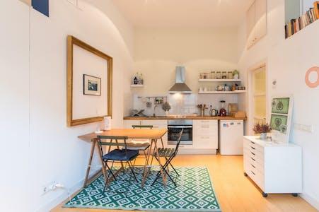 整套公寓租从02 Sep 2019 (Carrer de Milà i Fontanals, Barcelona)