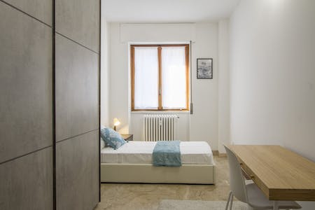 Private room for rent from 01 Sep 2020 (Via Savona, Milan)