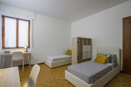 Private room for rent from 01 Mar 2020 (Via Savona, Milan)