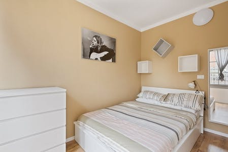 Apartment for rent from 17 Aug 2019 (Via Isaac Newton, Milan)