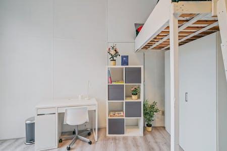 WG-Zimmer zur Miete ab 31 Okt. 2020 (Hogelanden Wz, Utrecht)