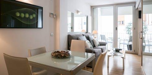Appartamento in affitto a partire dal 24 Dec 2019 (Calle del Conde de Romanones, Madrid)