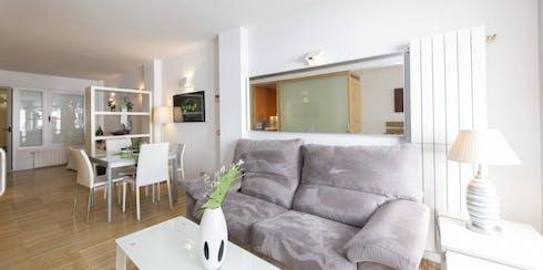 Wohnung zur Miete ab 17 Okt. 2020 (Calle del Conde de Romanones, Madrid)