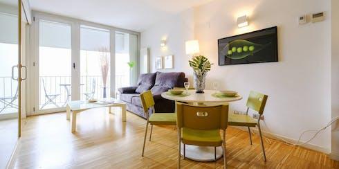 Appartamento in affitto a partire dal 19 Dec 2019 (Calle del Conde de Romanones, Madrid)