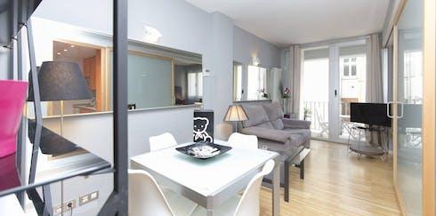 Appartamento in affitto a partire dal 20 Dec 2019 (Calle del Conde de Romanones, Madrid)