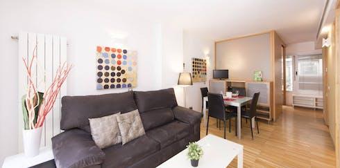 Appartamento in affitto a partire dal 07 Nov 2019 (Calle del Conde de Romanones, Madrid)