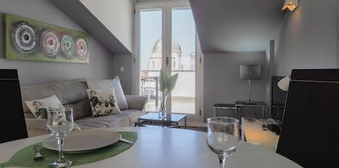 Appartement à partir du 05 Jul 2020 (Calle del Conde de Romanones, Madrid)