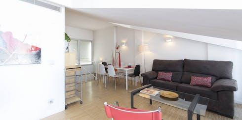 Appartement à partir du 22 Dec 2019 (Calle del Conde de Romanones, Madrid)