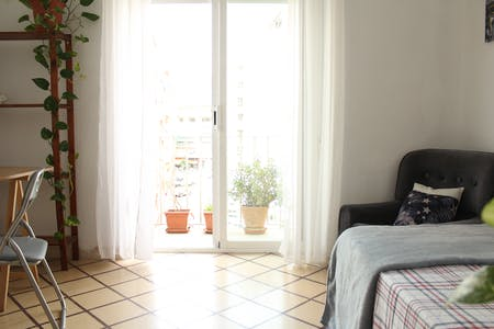 WG-Zimmer zur Miete ab 01 Sep. 2020 (Calle Pedro Antonio de Alarcón, Granada)
