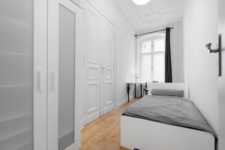 Privé kamer te huur vanaf 22 Jul 2019 (Wilsnacker Straße, Berlin)