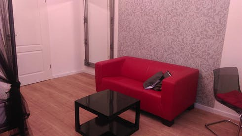Private room for rent from 17 Aug 2019 (Soldiner Straße, Berlin)