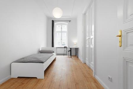 Habitación privada de alquiler desde 01 Jan 2020 (Wilsnacker Straße, Berlin)