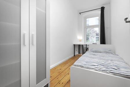 Chambre privée à partir du 01 janv. 2021 (Wilsnacker Straße, Berlin)