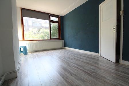Habitación privada de alquiler desde 16 Jul 2019 (Heemskerkstraat, Rotterdam)