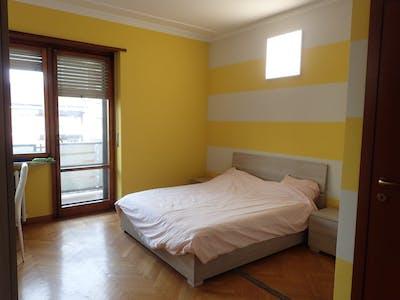 WG-Zimmer zur Miete ab 01 Aug. 2020 (Corso Sebastopoli, Turin)
