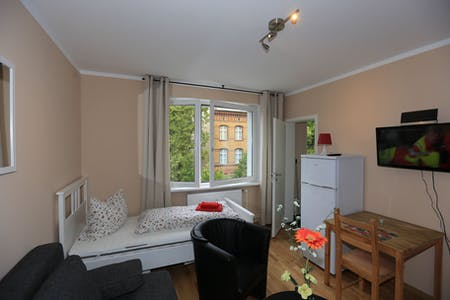 Apartment for rent from 01 Apr 2020 (Pflugstraße, Berlin)
