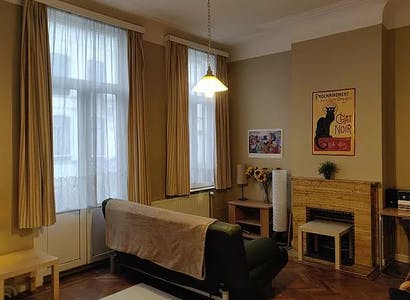 Apartment for rent from 01 Feb 2020 (Rue de Pascale, Brussels)