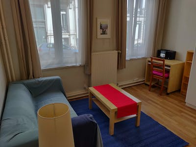 Apartment for rent from 01 Nov 2019 (Rue de Pascale, Brussels)