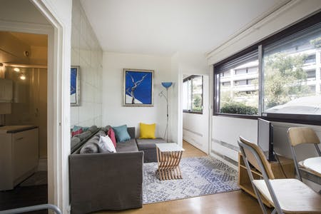 Appartement à partir du 01 Mar 2020 (Rue Lecourbe, Paris)