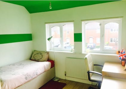 Private room for rent from 23 Nov 2019 (Middle Acre Road, Birmingham)