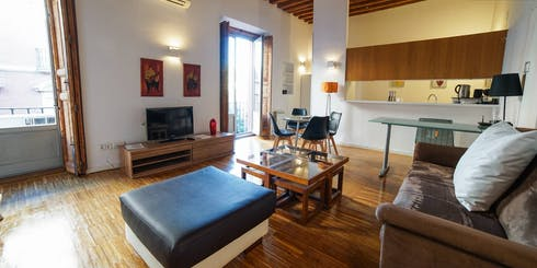 Apartment for rent from 01 Nov 2019 (Calle de Atocha, Madrid)