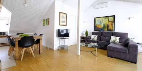 整套公寓租从22 Dec 2019 (Calle de Atocha, Madrid)