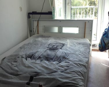 Private room for rent from 12 Nov 2019 (Halmaheirastraat, Amsterdam)