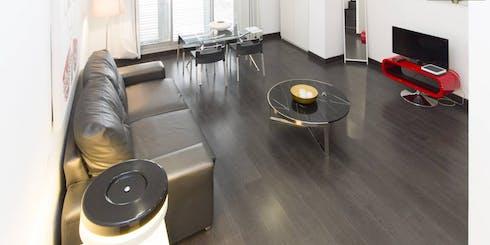 Wohnung zur Miete ab 22 Juni 2020 (Calle Pérez Galdós, Madrid)