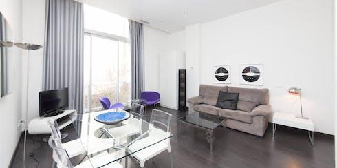 Wohnung zur Miete ab 06 Apr. 2020 (Calle Pérez Galdós, Madrid)