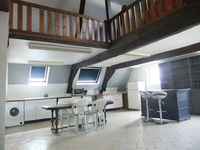 Apartment for rent from 08 Dec 2019 (Rue de Famars, Valenciennes)
