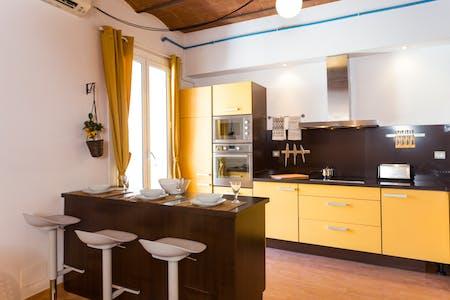 Apartamento de alquiler desde 01 Jul 2020 (Carrer de Santa Àgata, Barcelona)