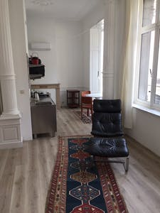 Apartment for rent from 02 Mar 2020 (Rue de la Caserne, Brussels)